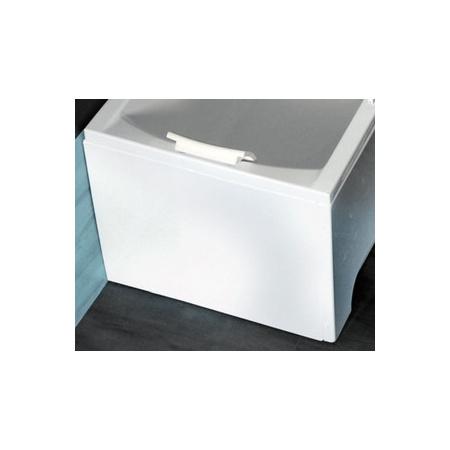 Ravak Inspiration Classic Panel boczny do wanny prostokątnej 69x56,5 cm, biały CZ00110A00