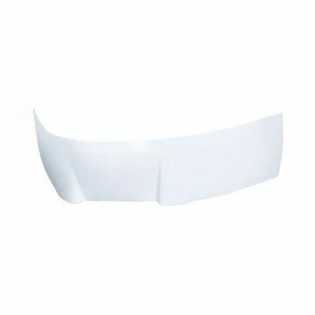 Ravak Inspiration Asymmetric Panel boczny do wanny narożnej 150x100x59 cm lewy, biały CZ44100000