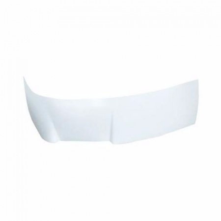 Ravak Inspiration Asymmetric Panel boczny do wanny narożnej 150x100x59 cm, biały CZ45100000