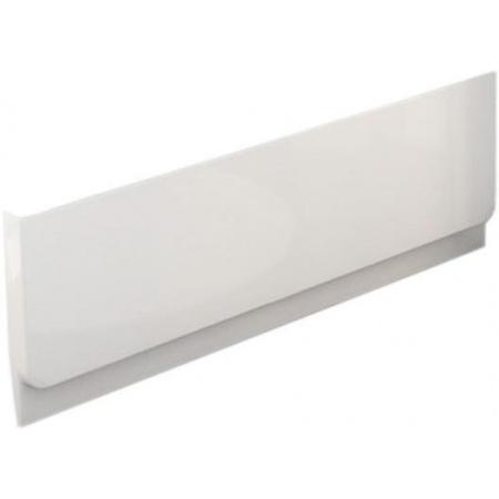 Ravak Inspiration Chrome Panel przedni do wanny prostokątnej 150x56,5 cm, biały CZ72100A00