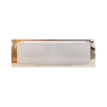 Ravak Inspiration Magnolia Panel przedni do wanny prostokątnej 170x56,5 cm, biały CZ51000A00