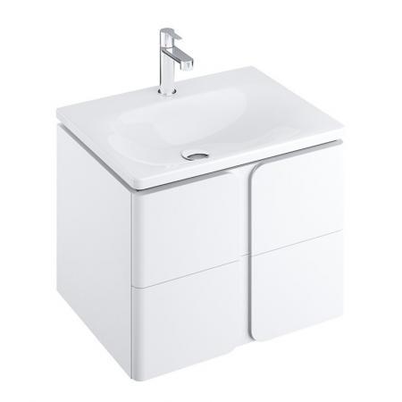 Ravak SD Balance Szafka podumywalkowa 60x46,5x50 cm biała X000001366
