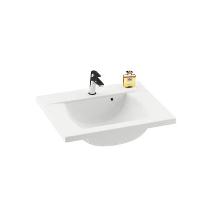 Ravak Classic Umywalka wisząca 60x49x18 cm, biała XJD01160000
