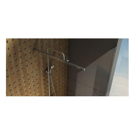 Ravak Waln In Zestaw montażowy W SET 80 Wall/Corner, aluminium GWD01000A093