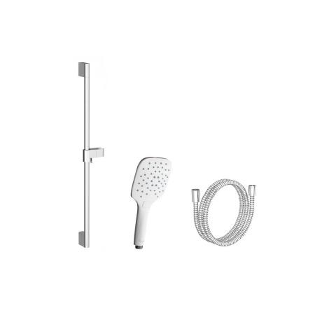 Ravak Zestaw prysznicowy natynkowy chrom X07S002