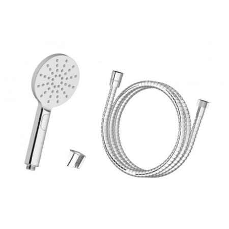 Ravak Zestaw prysznicowy natynkowy chrom X07S007