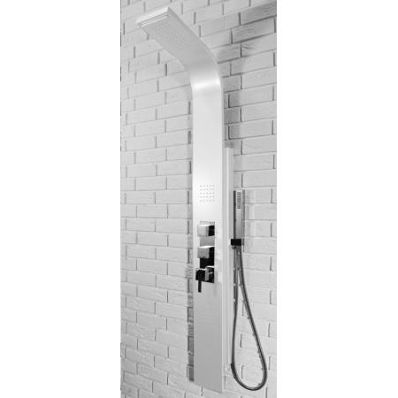 Rea 8725 Panel natryskowy aluminiowy, satyna REA-P0105