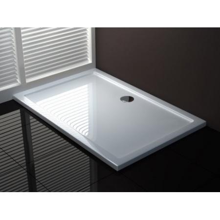 Rea Breno Brodzik prostokątny Ultra Slim 90x120 cm, biały REA-K5692