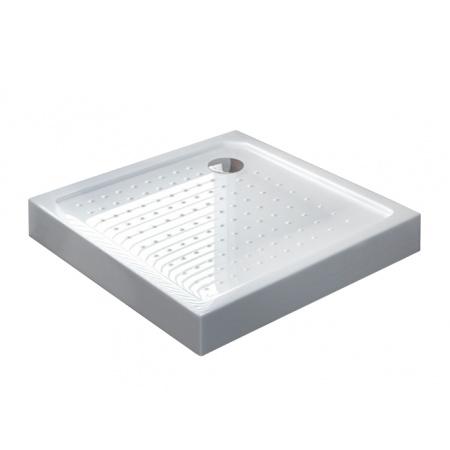 Rea Calisto Brodzik prostokątny akrylowy 80x100 cm, biały REA-K3965