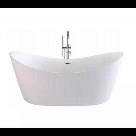 Rea Ferrano Wanna wolnostojąca 170x80 cm, biała REA-W0106