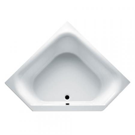Riho Austin Wanna narożna symetryczna z hydromasażem FLOW prawa 145x145 cm akrylowa, biała BA11005F1GF1003