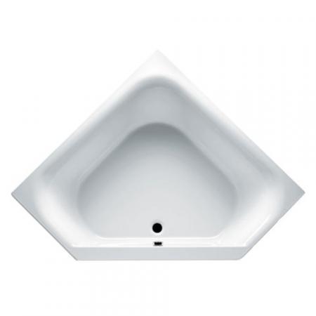 Riho Austin Wanna narożna symetryczna z hydromasażem JOY prawa 145x145 cm akrylowa, biała BA11005J1MH1144