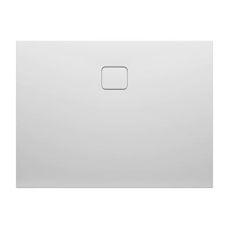 Riho Basel Brodzik prostokątny 100x80x4,5 cm, biały DC14