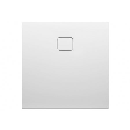 Riho Basel Brodzik prostokątny 90x90x4,5 cm, biały DC22