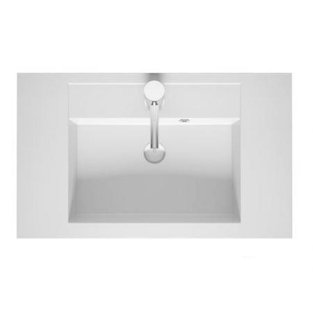 Riho Bologna Umywalka meblowa 80x48 cm biały połysk F7BO1080481113