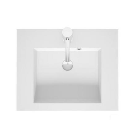 Riho Broni Umywalka meblowa 60x48 cm biały połysk F7BR106048111