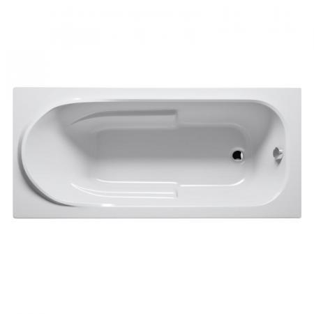 Riho Columbia Wanna prostokątna z hydromasażem FLOW lewa 160x75 cm akrylowa, biała BA01005F1GF1009