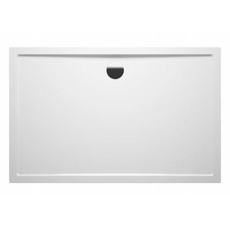 Riho Davos Brodzik prostokątny 130x80x4,5 cm, biały DA77
