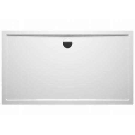 Riho Davos Brodzik prostokątny 150x80x4,5 cm, biały DA79