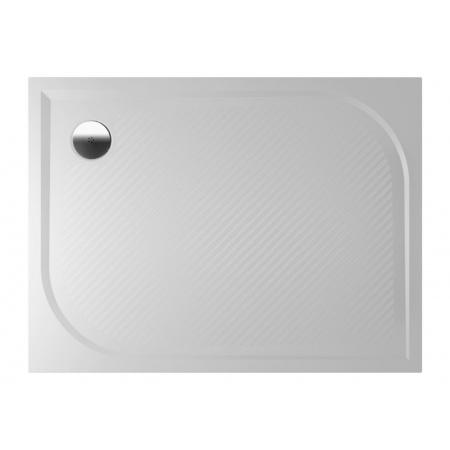 Riho Kolping Brodzik prostokątny 120x90x3 cm marmur syntetyczny, biały DB34