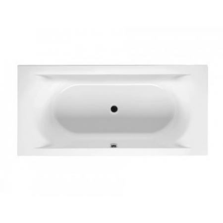 Riho Lima Wanna prostokątna z hydromasażem FLOW lewa 190x90 cm akrylowa, biała BB48005F1GF1009