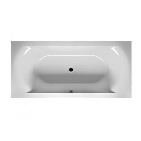 Riho Linares Wanna prostokątna z hydromasażem FLOW lewa 190x90 cm akrylowa, biała BT48005F1GF1009