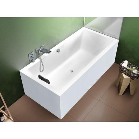 Riho Lugo Plug & Play Wanna prostokątna narożna lewa 170x75 cm biała BD62005