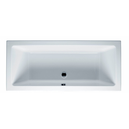 Riho Lugo Wanna prostokątna 170x75x47 cm akrylowa, biała BT01
