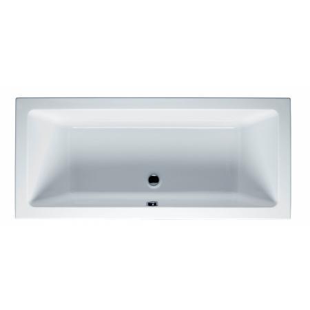 Riho Lugo Wanna prostokątna z systemem hydromasażu AIR prawa 160x70 cm akrylowa, biała BT07