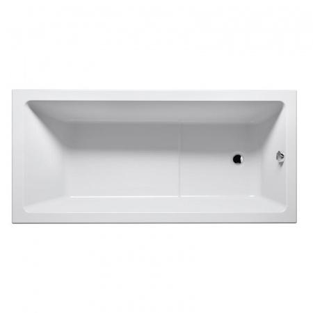 Riho Lusso Plus Wanna prostokątna 170x80 cm akrylowa, biała BA12