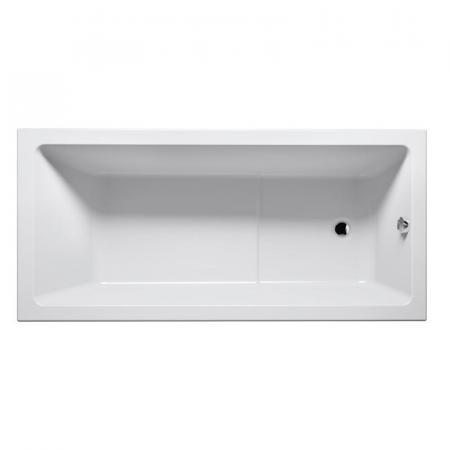 Riho Lusso Plus Wanna prostokątna z hydromasażem AIR prawa 170x80 cm akrylowa, biała BA12005A1GH1003