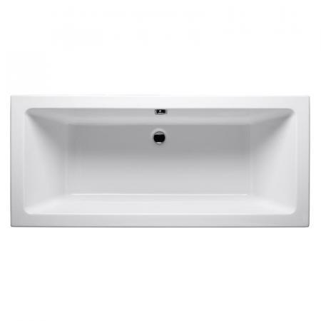 Riho Lusso Wanna prostokątna z systemem hydromasażu FLOW lewa 160x70 cm akrylowa, biała BA57