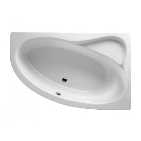 Riho Lyra Wanna narożna asymetryczna 170x110x46,5 cm lewa, biała BA64