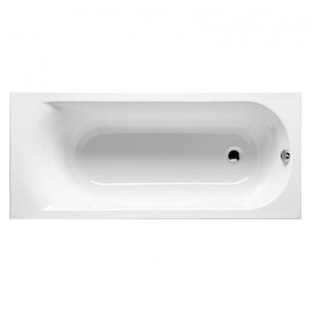 Riho Miami Wanna prostokątna 180x80x43 cm akrylowa, biała BB64