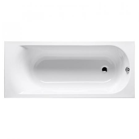 Riho Miami Wanna prostokątna z hydromasażem FLOW prawa 150x70 cm akrylowa, biała BB58005F1GF1003