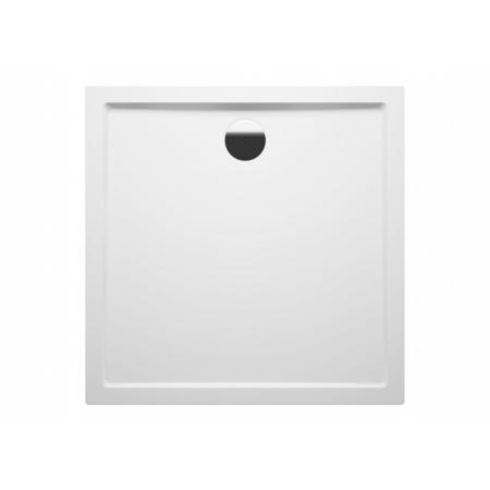 Riho Davos Brodzik prostokątny 100x100x4,5 cm, biały DA69