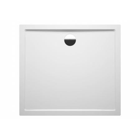 Riho Davos Brodzik prostokątny 100x80x4,5 cm, biały DA73