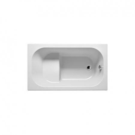 Riho Petit Wanna prostokątna 120x70x43 cm akrylowa, biała BZ25