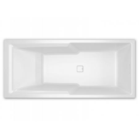 Riho Still Shower Plug & Play Wanna prostokątna narożna lewa 180x80 cm biała BD18005