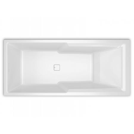 Riho Still Shower Plug & Play Wanna prostokątna narożna prawa 180x80 cm biała BD17005