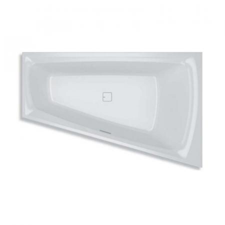 Riho Still Smart Plug & Play Wanna asymetryczna narożna lewa 170x110 cm biała BD16005