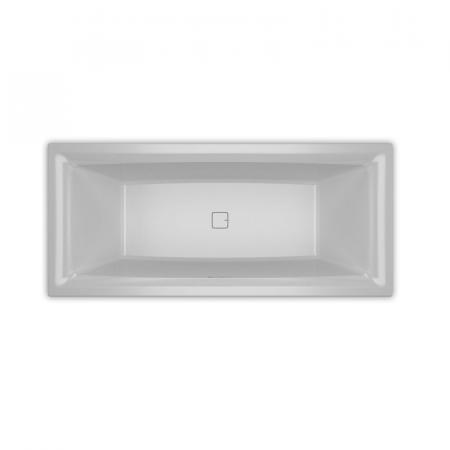 Riho Still Square Plug & Play Wanna prostokątna narożna lewa 180x80 cm biała BD12005