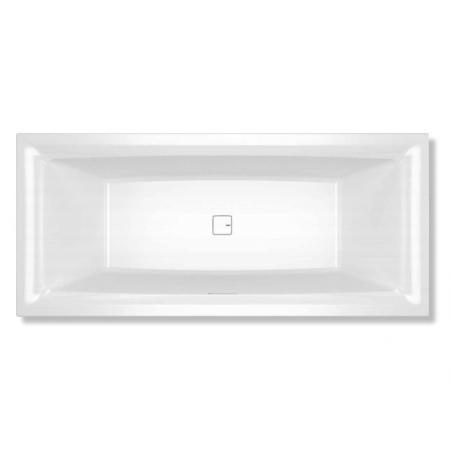 Riho Still Square Wanna prostokątna z hydromasażem FLOW prawa 180x80 cm, biała BR01005F1GF1003