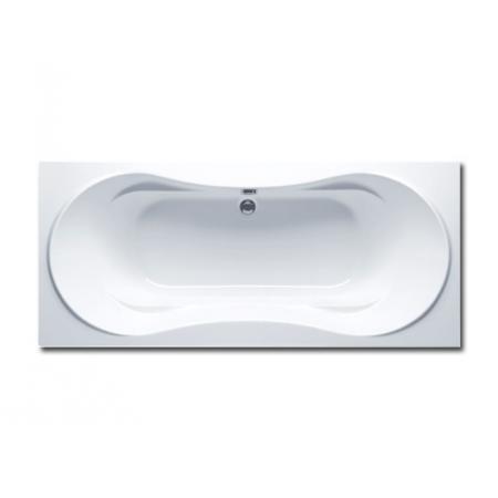 Riho Supreme Wanna prostokątna z hydromasażem FLOW prawa 180x80 cm akrylowa, biała BA55005F1GF1003