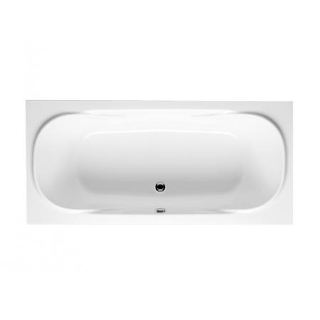 Riho Taurus Wanna prostokątna z hydromasażem FLOW lewa 170x80 cm akrylowa, biała BC07005F1GF1009