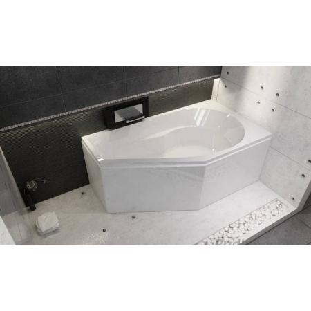 Riho Yukon Panel boczny do wanny Yukon 160 cm, biały P085