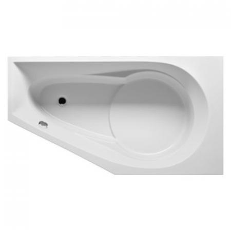 Riho Yukon Plug & Play Wanna asymetryczna narożna lewa 160x90 cm biała BD75005