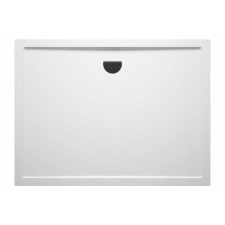 Riho Zurich Brodzik prostokątny 130x80x4,5 cm, biały DA76