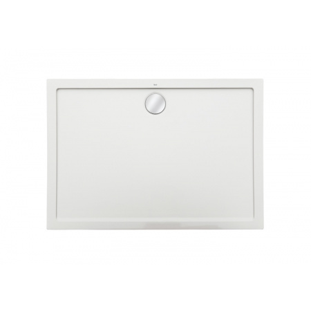 Roca Aeron Brodzik prostokątny 100x70x3,5 cm kompozytowy, biały A276288100