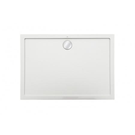 Roca Aeron Brodzik prostokątny 100x80x3,5 cm kompozytowy, biały A276285100